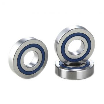63,5 mm x 110 mm x 21,996 mm  Timken 395/394A tapered roller bearings